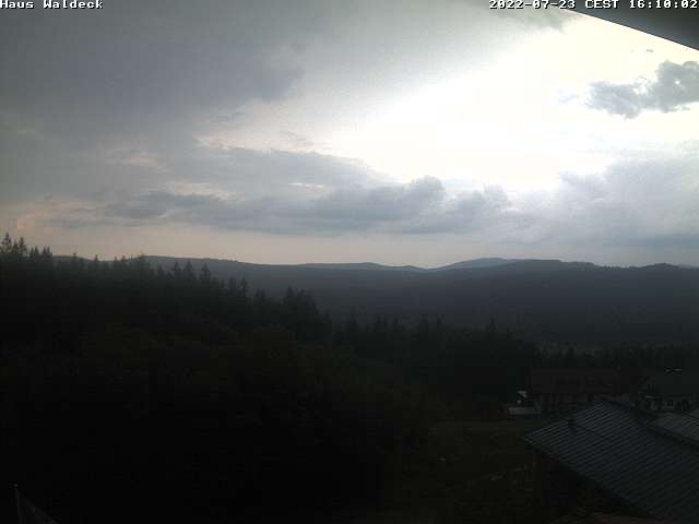 Webcam am Nationalpark Bayerischer Wald