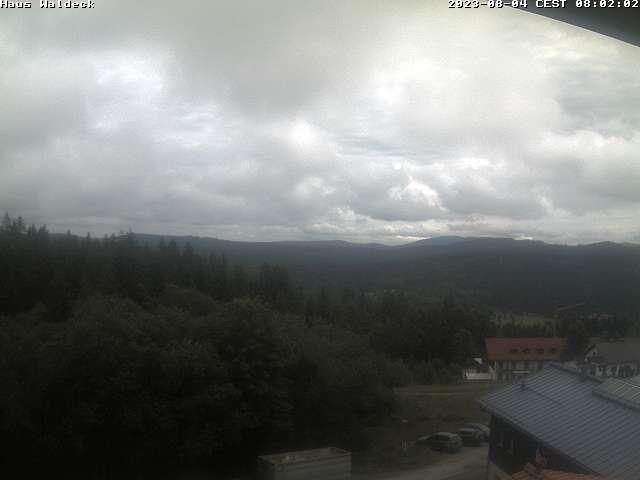 Webcam am Nationalpark Bayerischer Wald